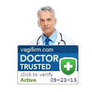Vagifirm Được Chứng Nhận Tin Dùng Bởi Bác Sĩ